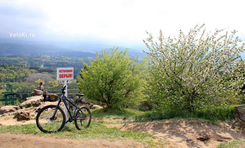 велопрогулки в кисловодском парке