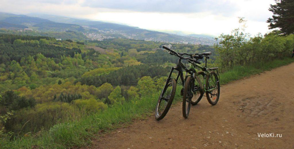 велопрогулки по кисловодскому парку
