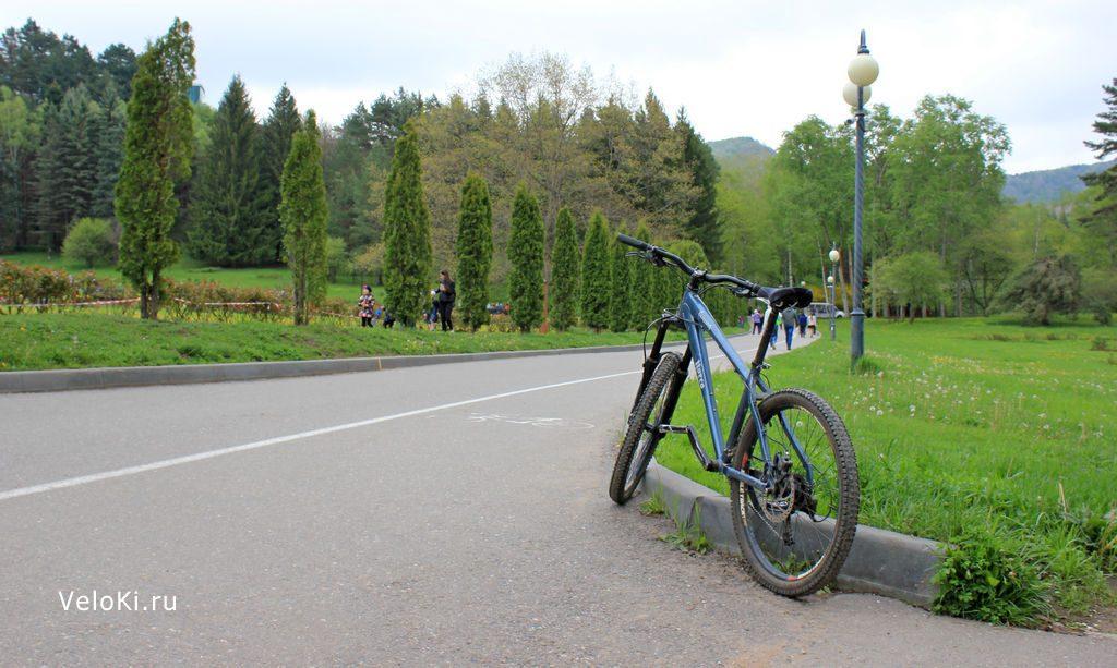 Прокат велосипедов Кисловодск